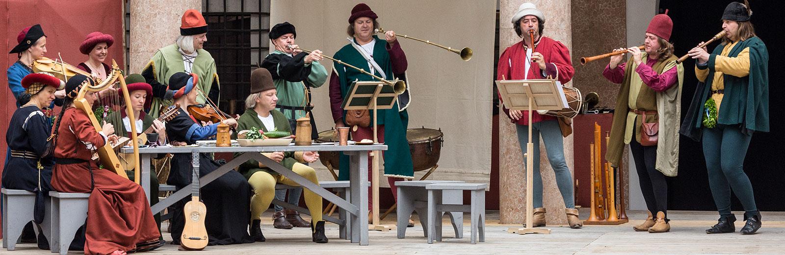 Music From Around 1475 Landshuter Hochzeit En